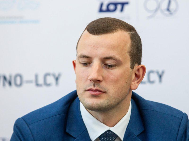 VTEK – tyrimas dėl buvusio ekonomikos ministro V. Sinkevičiaus elgesio
