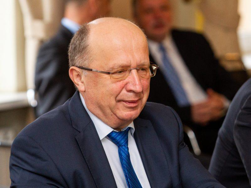 A. Kubilius EP paskirtas nuolatiniu pranešėju Rusijos klausimais