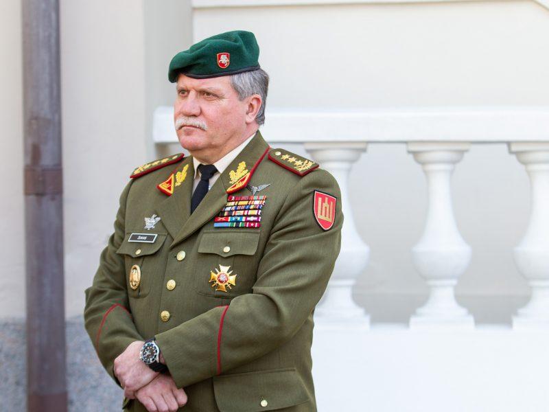 J. V. Žukas vadovaus prezidento Nacionalinio saugumo grupei
