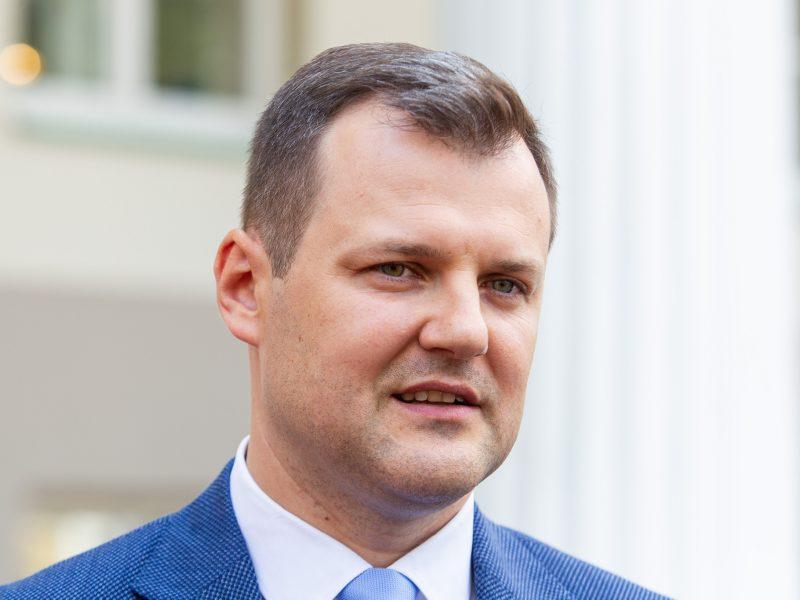 G. Paluckas: V. Pranckietis užėmė poziciją R. Karbauskio dėka
