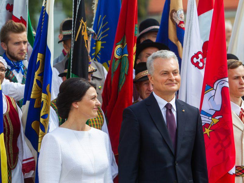 G. Nausėda vyksta į Romą: susitiks su popiežiumi ir Italijos vadovais