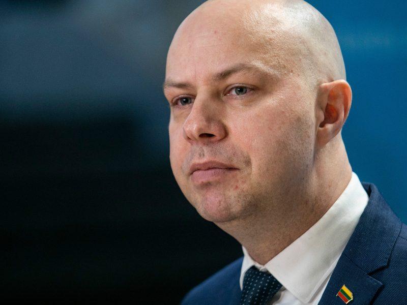 A. Veryga kviečia Vilniaus valdžią ne politikuoti, o užsiimti realiu darbu