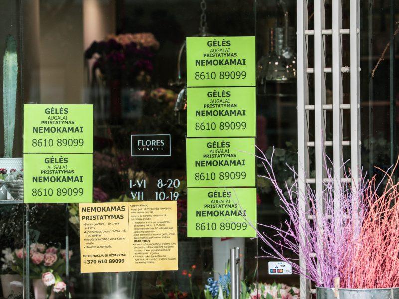 Dėl viruso nukentėję sostinės verslininkai galės prašyti mokesčių lengvatų