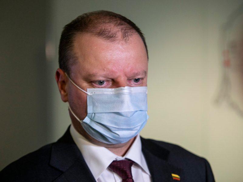 Tikimasi, kad pirmoji vakcina nuo COVID-19 Lietuvą pasieks iki Kalėdų