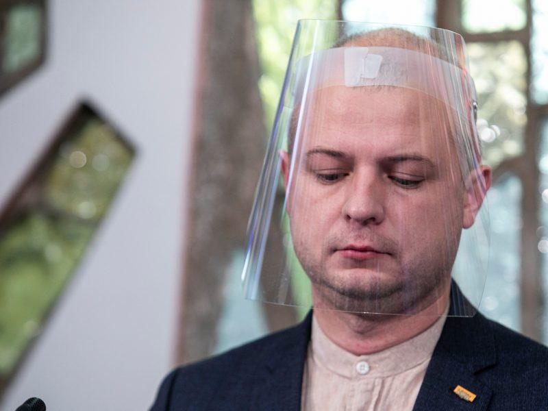 """""""Valstiečiai"""" dėl S. Gentvilo kreipėsi į prezidentą, premjerę ir prokurorus"""