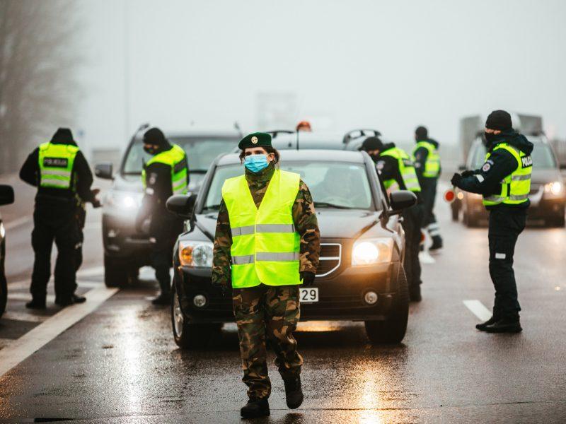 Pareigūnams, NVO už darbą per pandemiją – per 4,8 mln. eurų