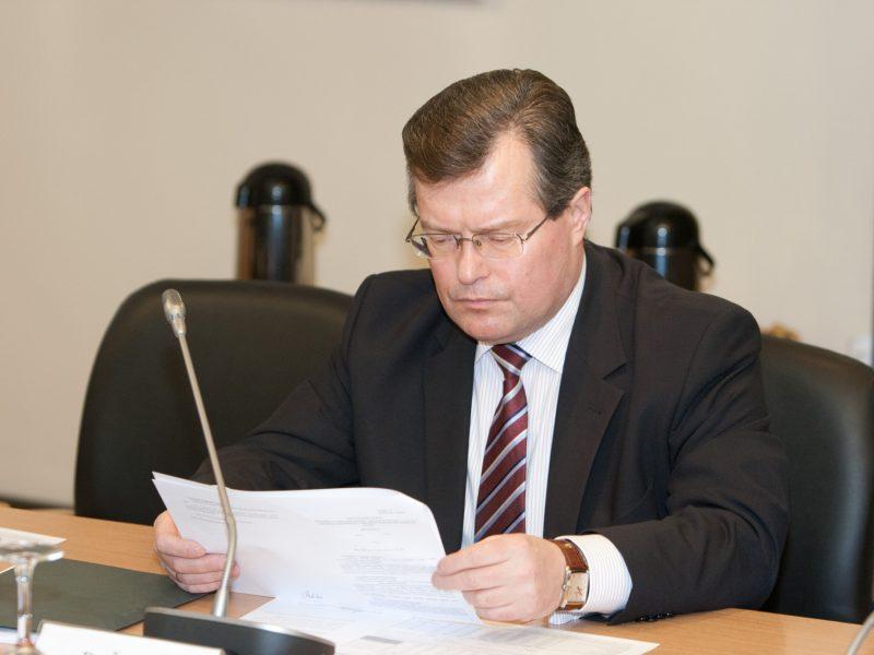 VSD skųs teismo sprendimą R. Šukio byloje