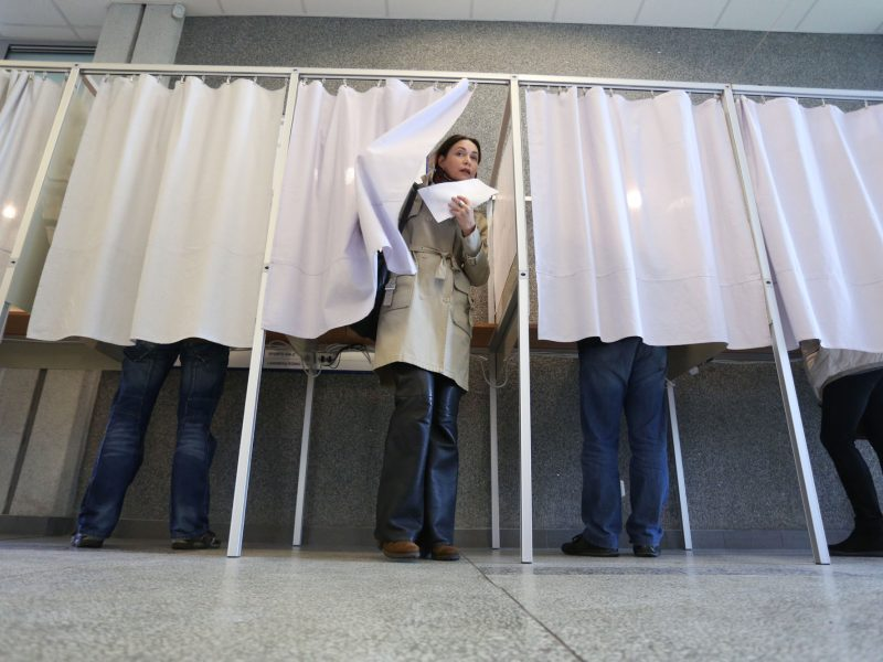 VRK patvirtino paskutinius savivaldos rinkimų rezultatus