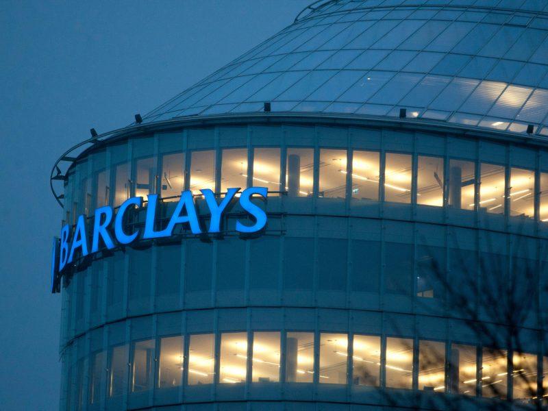 """""""Barclays"""" stabdo operacijų centro veiklą Vilniuje, atleis apie 260 žmonių"""