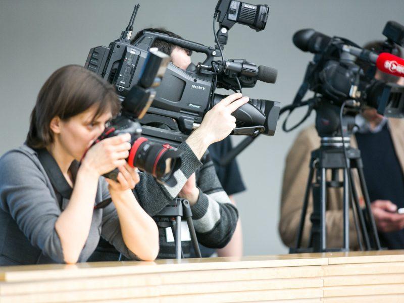 Ministerija atsiima žiniasklaidos kritikos sulaukusį projektą dėl informacijos