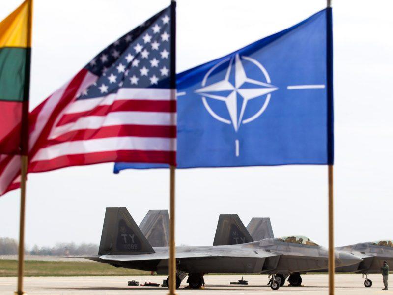 Seimas priėmė rezoliuciją dėl strateginės partnerystės su JAV stiprinimo