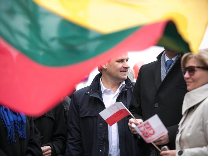 Dėl prezidento posto ketina varžytis ir V. Tomaševskis