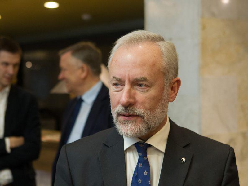 Seimo Lankytojų centras Gedimino prospekte – pinigų švaistymas?