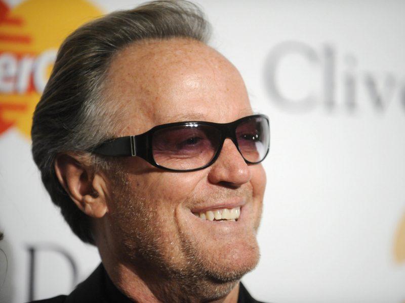 Mirė JAV aktorius P. Fonda – pralaimėjo kovą su plaučių vėžiu