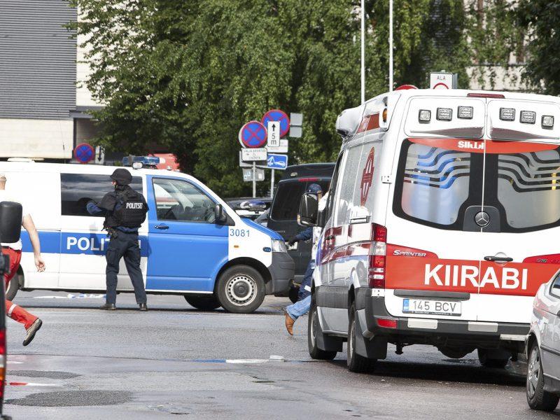 Estijoje – kruvinos šaudynės prie degalinės: žuvo du žmonės