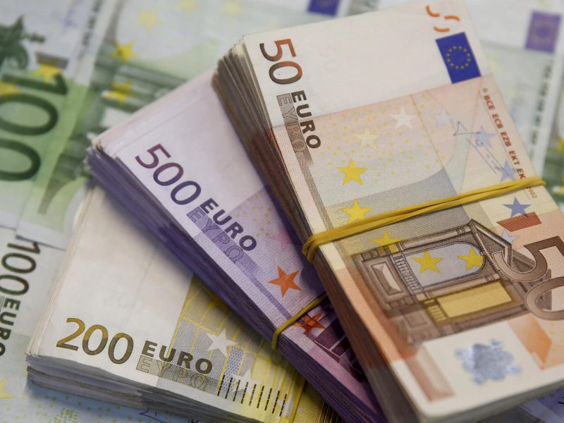 Sirijos donorių konferencijoje pažadėta 6,9 mlrd. eurų