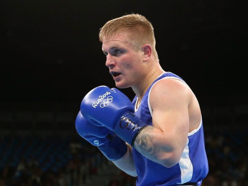 Olimpinis prizininkas pralaimėjo Lietuvos bokso čempionato pusfinalyje