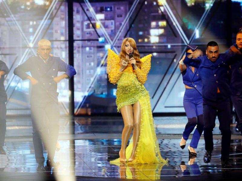 """2019-ųjų """"Eurovizijos"""" didysis finalas"""