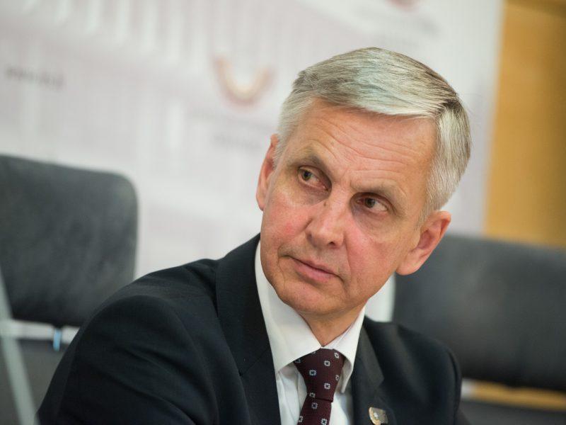 Eksparlamentaras P. Urbšys tapo Panevėžio miesto tarybos nariu
