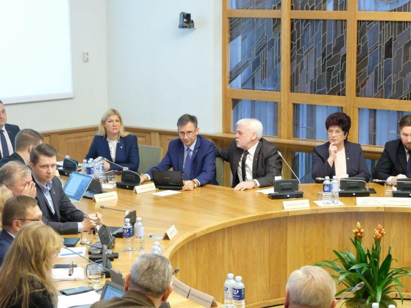 Alytuje trijų tarybos narių frakcija palieka valdančiąją daugumą