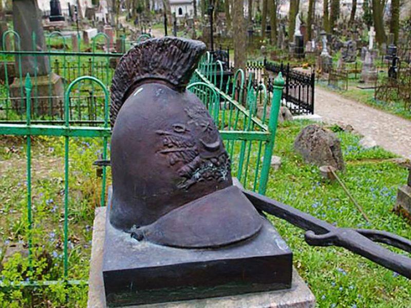 Vilniuje suniokotas karvedžiui A. Tiškevičiui skirtas paminklas