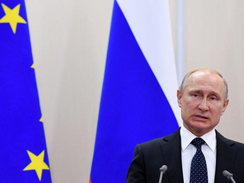 Vilniaus Rusijos forume – diskusijos apie padėtį po V. Putino rinkimų
