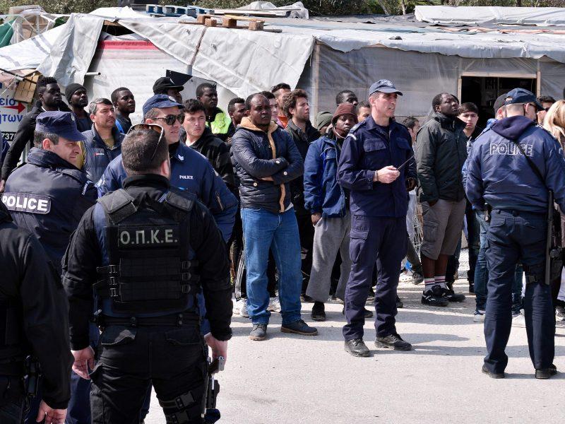Žvalgyba užkirto kelią devynių pavojingų pabėgėlių perkėlimui į Lietuvą