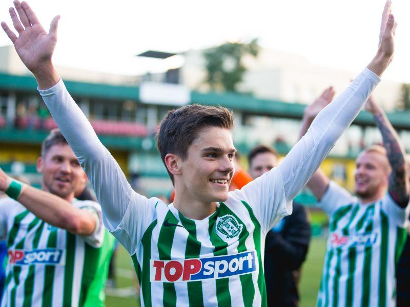 19-metis M. Vareika: dėl tokių akimirkų ir žaidžiame futbolą