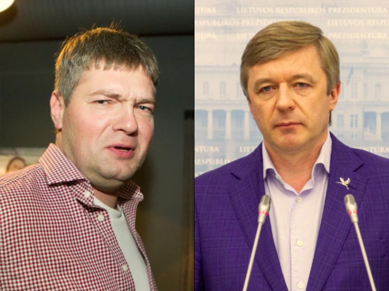 A. Mazuronis: opozicijai susitarti dėl bendradarbiavimo trukdo R. Karbauskis