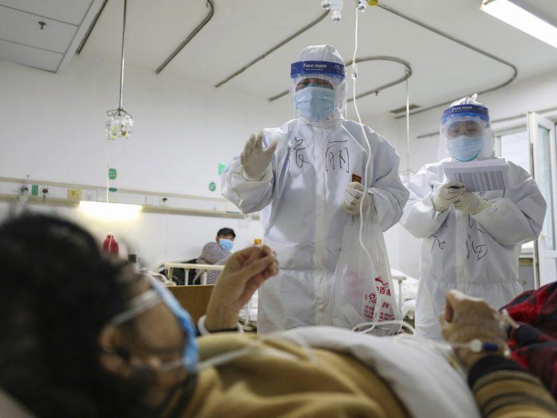 Epidemijos mastas smarkiai išaugo: nuo viruso mirė jau 1 500 žmonių
