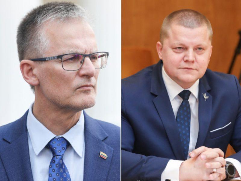 J. Sabatauskas: NSGK vadovaujantis politikas turėtų būti be priekaištų