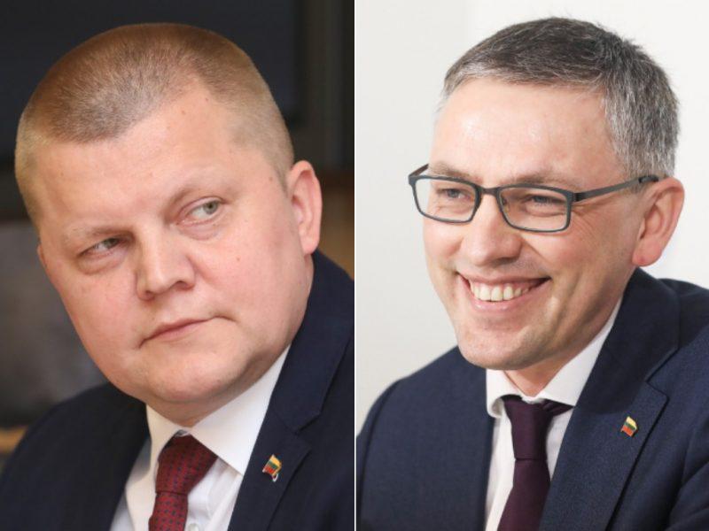 D. Gaižausko atsakas V. Bakui: siūlo slaptos informacijos auditą
