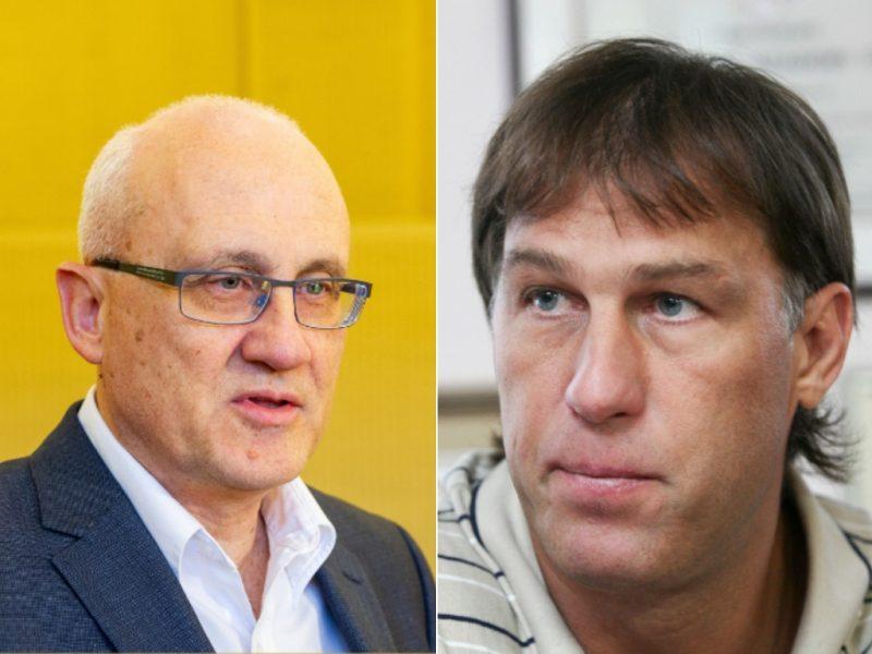 Š. Marčiulionis atsisako EP mandato, užleidžia vietą S. Jakeliūnui