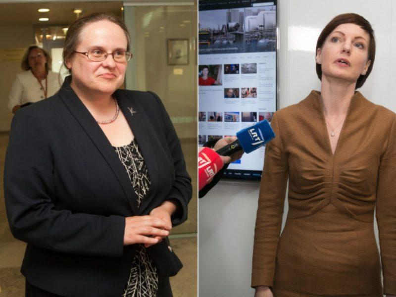 A. Širinskienė užsimojo LRT uždrausti ir renginių rėmimo pranešimus