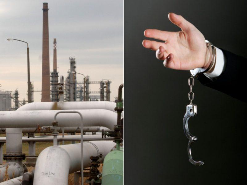 Vilniuje sulaikytas dėl naftos krizės įtariamas rusas prašo prieglobsčio