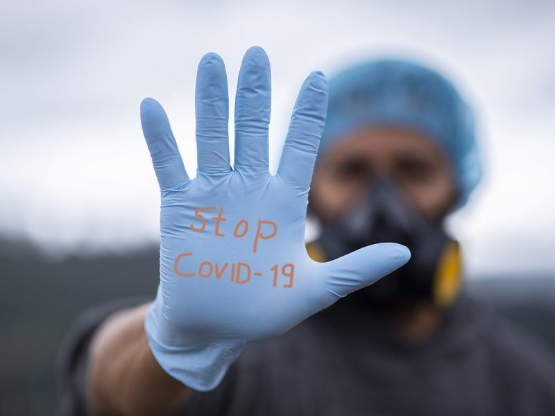PSO: susirgimų COVID-19 skaičius pasaulyje kitą savaitę viršys 10 mln.