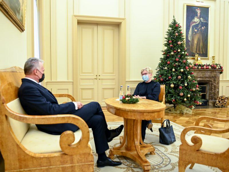 Paaiškėjo, kurie kandidatai į ministrus nepraėjo G. Nausėdos filtrų