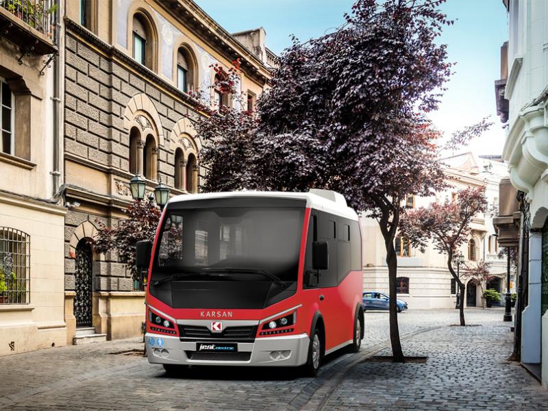 Vilnius už 1,5 mln. eurų perka pirmuosius elektrinius autobusus