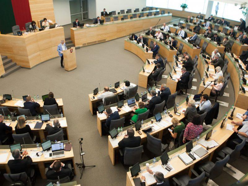 Seimas svarstys siūlymus koreguoti reikalavimus kolegijų vadovams