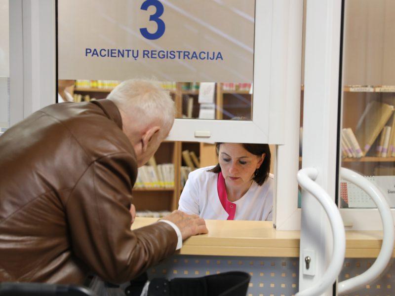 Gydymo įstaigos jau pasiruošusios tvarkyti duomenis elektroniniu būdu