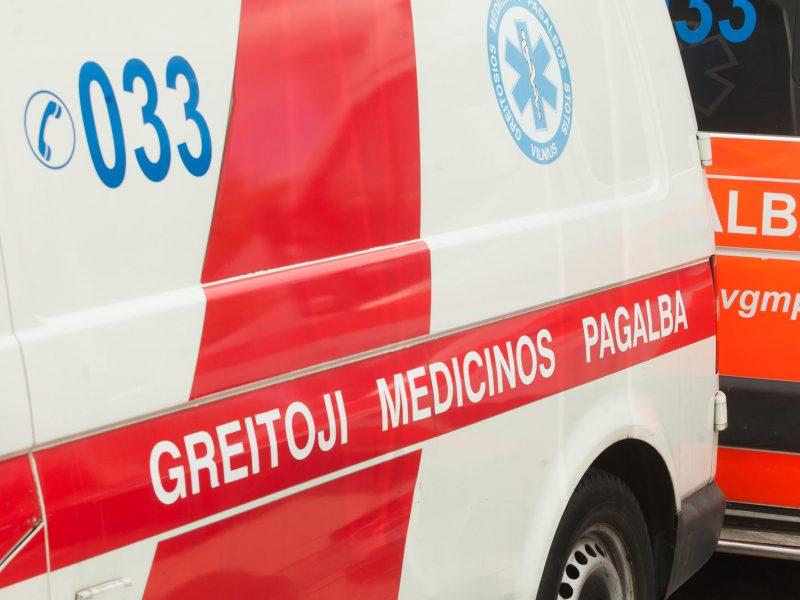 Avarijoje Plungės rajone nukentėjo vaikai