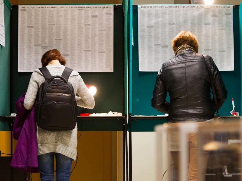 Partijos ruošiasi rinkimams: atsijaunino ir skelbia naujas pavardes sąrašuose