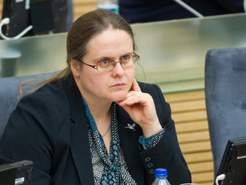 A. Širinskienės akiratyje atsidūrė prokuratūra – siūlo įvesti rotaciją