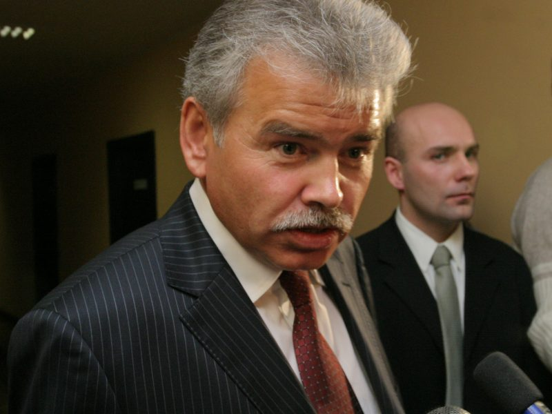 Inspektoriams iki šiol nepavyko patekti į šaudyklą su J. Borisovu siejamose valdose