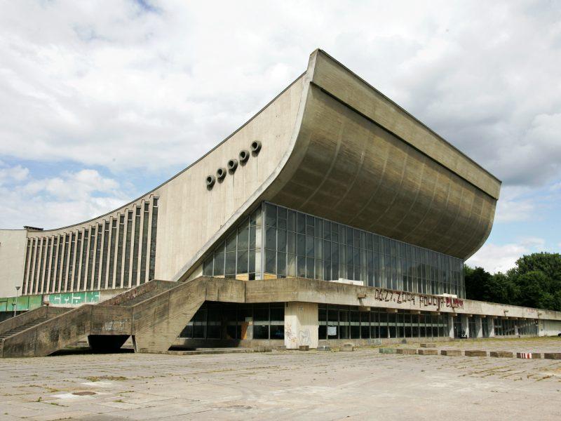 Izraelyje gyvenantis litvakas prašo uždrausti Sporto rūmų rekonstrukciją