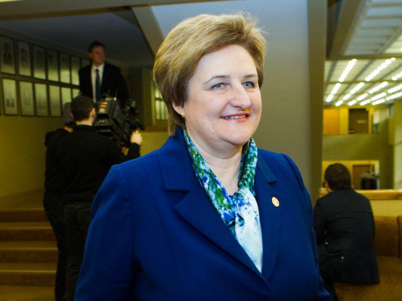 Konservatoriai L. Graužinienę skundžia etikos sargams