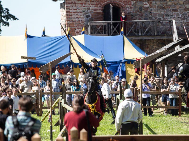 Senųjų amatų dienos – savaitgalį Trakų pilyje