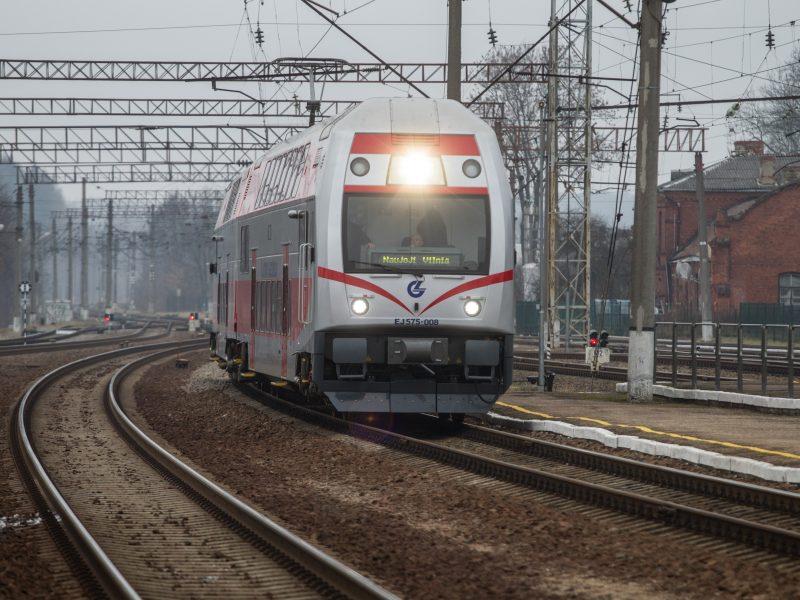 Keisis maršruto Naujoji Vilnia–Vilnius–Trakai traukinių tvarkaraščiai