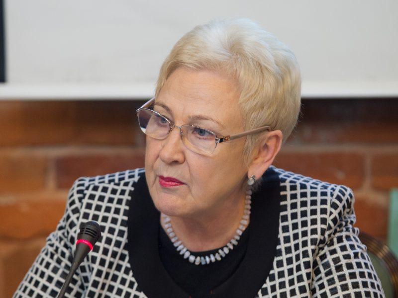 """MG Baltic"" byloje apklausta I. Degutienė"