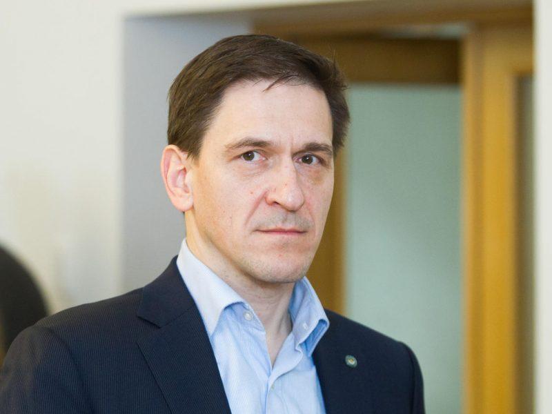Energetikos ministro atstovė spaudai – V. Ramanauskaitė